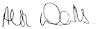 Alison Watts Signature