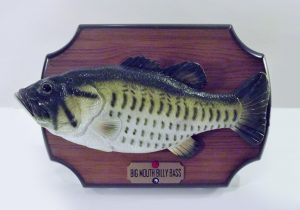 Photo of Big Mouth Billy Bass wall ornament