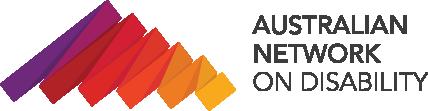 Logo for Australian Network on Disability